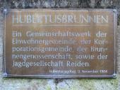 Tannewald Hubertusbrunnen