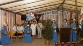 Standartenweihe 1985