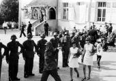 Fahnenweihe 1970