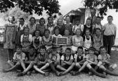 Klassenfoto 1945
